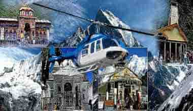 Chardham Tour Packages by Helicopter