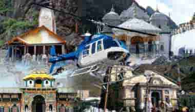 Char Dham Yatra Helicopter Cost