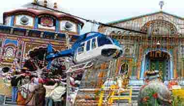Do Dham Yatra By Helicopter From Bengaluru