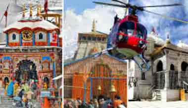 5 Night Kedarnath Badrinath Tour Package