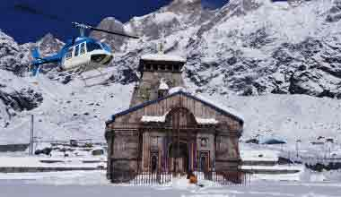 Book Helicopter for Kedarnath