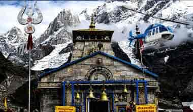 Online Helicopter Booking For Kedarnath
