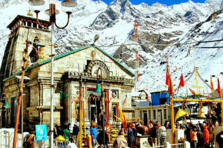 Book Helicopter For Kedarnath From Dehradun
